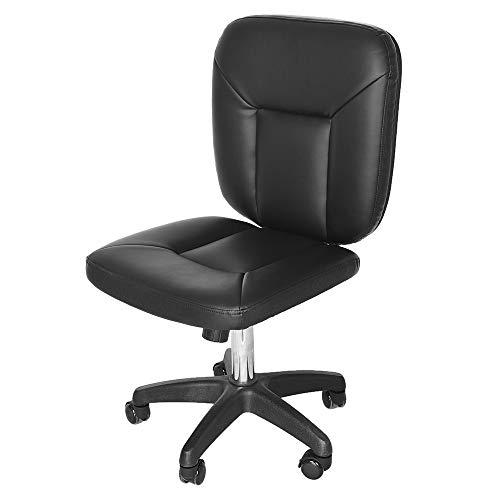 Lift Chair Office Work Chair Beauty Salon Chair Black Fashion Casual