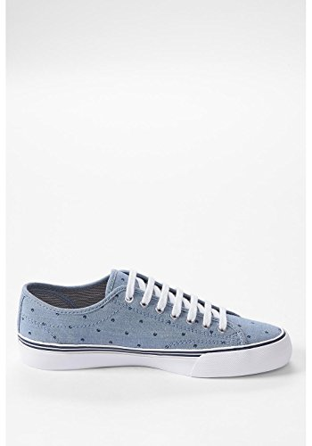 Fred Perry Ridley Shirting Donna Sneaker Blu