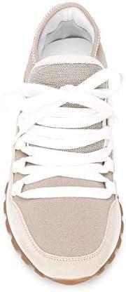 Brunello Cucinelli Luxury Fashion Donna MZSFG1710C6321 Beige Pelle Sneakers   Autunno-Inverno 20
