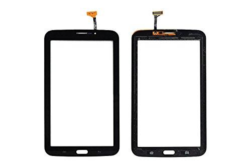 Srjtek for Samsung Galaxy Tab 3 7.0 T211 SM-T211 Touch Screen Panel Digitizer Sensor Glass Repair Replacement Parts Black