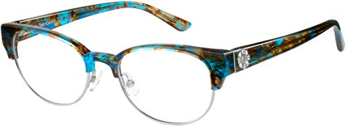 JUICY COUTURE Eyeglasses 172 0S9W Blue ()
