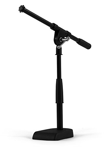 Nomad NMS-6163 16-Inch High Mini-Boom Microphone Stand