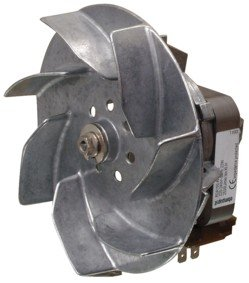 DREHFLEX® - Lüftermotor/Heißluftmotor / Motor - passend für Bosch Herde/Backofen - passend für Teile-Nr. 00096825/096825