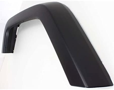 CH1769103 Make Auto Parts Manufacturing Rear Passenger Side Primed Opening Molding Fender Flare For Jeep Wrangler 2007-2016