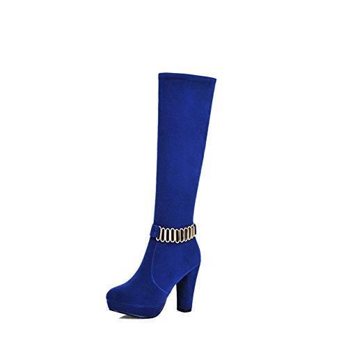 Bleu Inconnu MNS02026 EU 1To9 Femme Montants 37 5 qapnA6ZaP