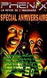 Phénix, n°50 : Spécial anniversaire par Phénix, la revue de l'imaginaire