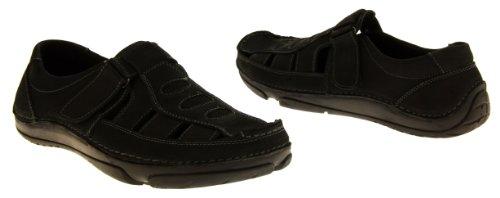 fullback cappuccino Sandali navy Oval grey Sportivi black Nero Footwear Mesh brown Studio Black 3 Blue navy Uomo blue 0Bc65qw