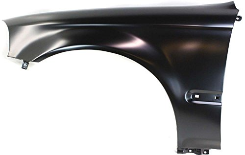 OE Replacement Honda Civic Front Driver Side Fender Assembly (Partslink Number HO1240143)