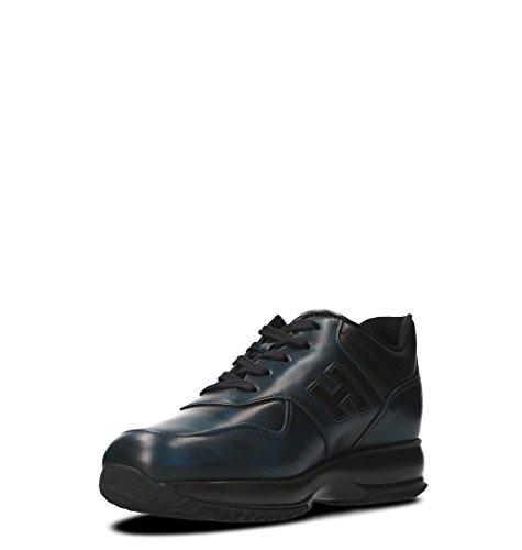 De Bajo Coste Barato Envío Libre Populares Hogan Sneakers Uomo HXM00N0Y7209XF439B Pelle Blu Amazon Descuento Sitio Oficial De Precio Barato cuget