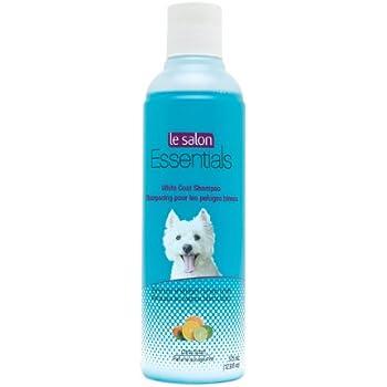 Le Salon Essentials White Coat Shampoo, 12-1/2-Ounce