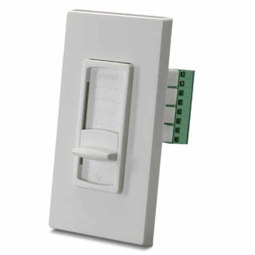Leviton SGVSM-W Decora Strauss Transformer-Free Impedance Matched Volume Control, White by Leviton [並行輸入品] B00VU66BR4
