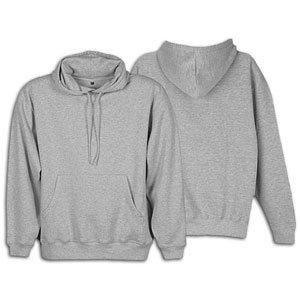 Amazon.com: Eastbay Classic Fleece Hoodie - Men's ( sz. M, Grey ...