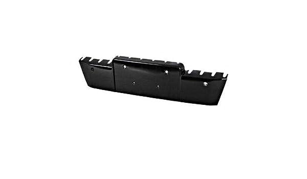 Genuine Black-glossy licence plate holder AUDI Q5 8RB 8R0807285MT94