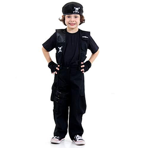 Policial Infantil 35105 P Sulamericana Fantasias