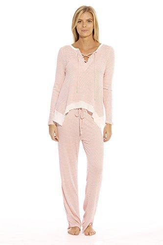 CS601084-2-2X Christian Siriano New York Women Sleepwear / Pant Sets / Woman Pajamas