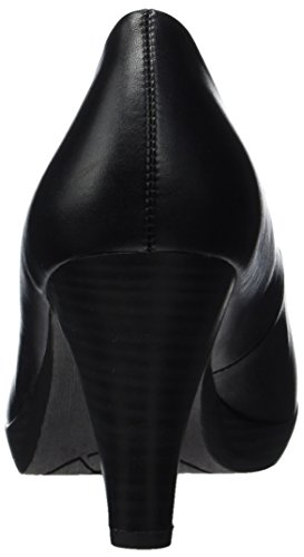 Marco 22436 Tacco Nero Nappa Tozzi 022 black Scarpe Donna Con FFS4nwqUr