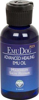 EmuDog Plus Dog Emu Oil for Advanced Skin Healing, My Pet Supplies
