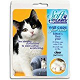 Soft Claws Kittens First Year Package, 1-5 LB & 6-8 LB Combo, Color Clear