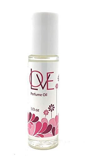Auric Blends - Love Special Edition Perfume Oil Roll-On, 1/3 Fluid Ounce (Auric Blends Perfume Oils)