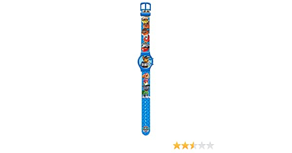 Patrulla Canina - Reloj de pulsera digital, talla única (United Labels Ibérica 2374509): Amazon.es: Juguetes y juegos