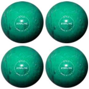 EPCO-Duckpin-Bowling-Ball-StarLine-Pearl-4-Teal-Balls