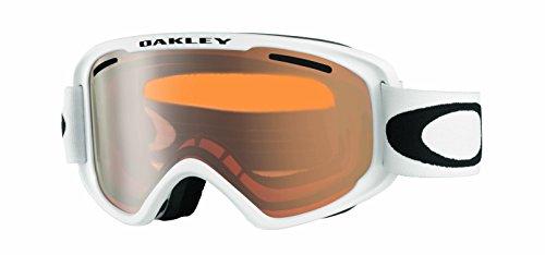 Oakley O2 XM Snow Goggles, Matte White, Persimmon, - Women Oakley Goggles