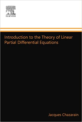 Book Introduction to the Theory of Linear Partial Differential Equations