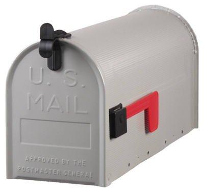 Solar Group ST10 Standard Gauge Galvanized Steel Mailboxes ()