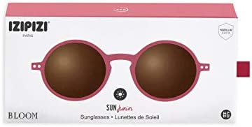 10 Anni IZIPIZI Sun Junior #G Sunset Pink Brown Lenses 5