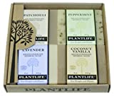 Plantlife Aromatherapy Herbal Soap 4 Pack Combo – Earth Gift Set – Patchouli, Peppermint, Lavender, and Rosemary Tea Tree Review