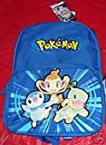 Pokemon Backpack- Chimchar Piplup Turtwig, Bags Central
