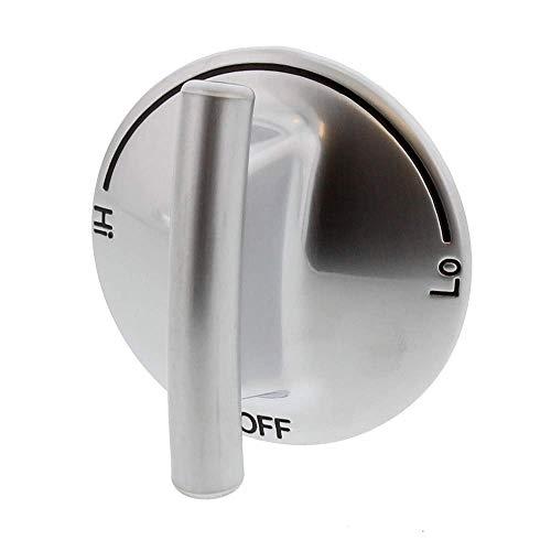 ERP 74007733 Range Knob, Silver ()