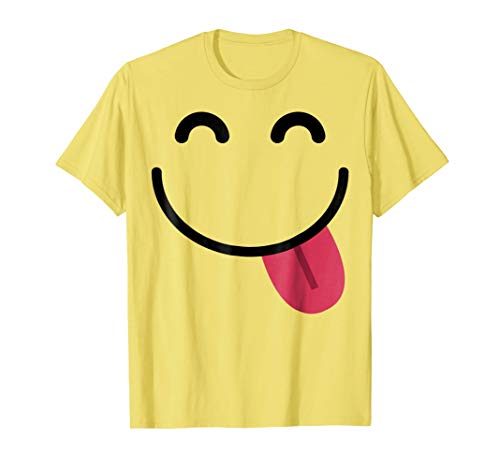 Halloween Emojis Costume Shirt Delicious Emoticon ()