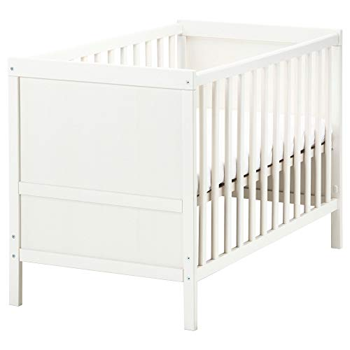 IKEA.. 302.485.75 Sundvik Crib, White