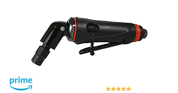 Chicago Pneumatic CP9108Q-B Heavy Duty Angle Die Grinder Pneumatic Grinder with Inbuilt Air Regulator Power Tools