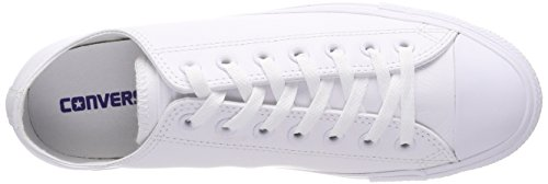 Top White Sneaker Converse Star Taylor All Men's Low Leather Chuck q7zx70wHS