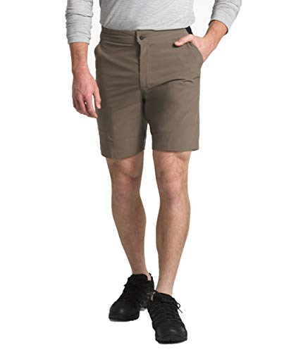 The North Face Men's Paramount Active Short, Weimaraner Brown, Size 34 Reg