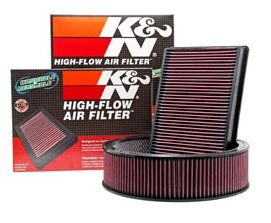 Replacement Air Filter - JEEP GRD CHEROKEE/DODGE DURANGO 3.6L-V6/5.7L-V8; 2011