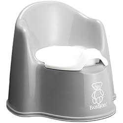 BABYBJORN Potty Chair, Gray