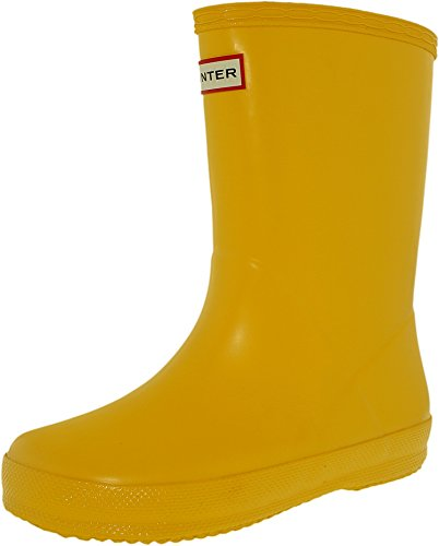 yellow rain boots for girls - 9