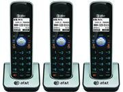 AT&T TL86009 Extra Handset & Charger DECT 6.0 Technology 1.9GHz (3 Pack)