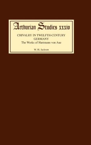 Used, Chivalry in Twelfth Century Germany: The Works of Hartmann for sale  Delivered anywhere in USA