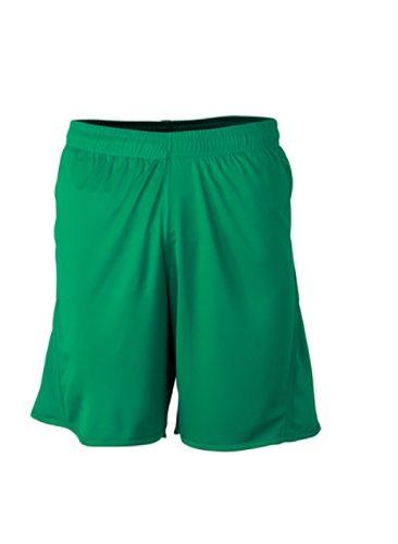 Green entrenamiento Pantalones de integrados cordones Topcool sin cortos 0WqwCv