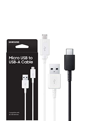 Official Samsung Micro Cable Black product image