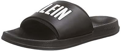 Calvin Klein Men's Intense Power Shoes, Black, 38 EU