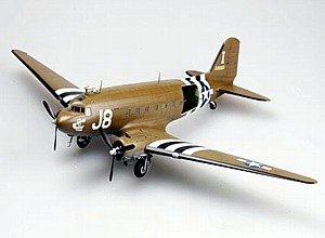 Trumpeter 1/48 C47A Skytrain Military Transport Aircraft Model Kit