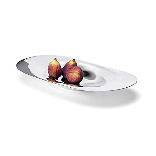 Philippi Voila Bowl 38/x 20/x 10/cm Stainless Steel Silver