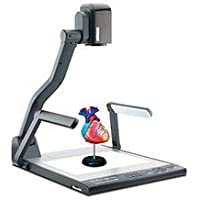 Qomo Qd3900 Document Cameras-Mega Pixels (Mp): 2.0 Megapixels, Digital Zoom: 10X