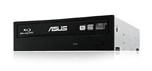 ASUS Computer International Direct Blu-Ray Writer BW-16D1HT (Best Internal Blu Ray Drive)
