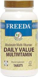 Freeda Daily Value Multivitamin – 250 TAB